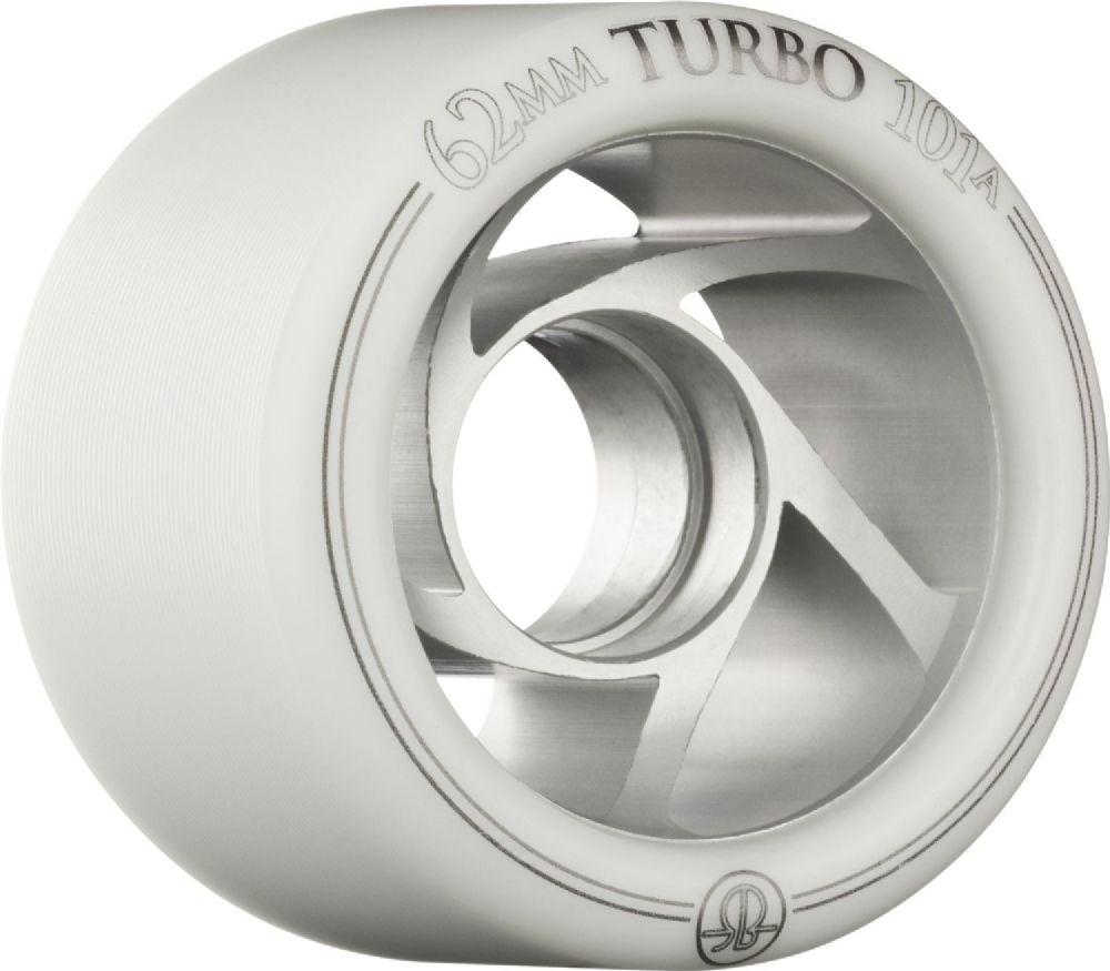 Rollerbones Turbo Aluminium LEFT (Bearings deal)